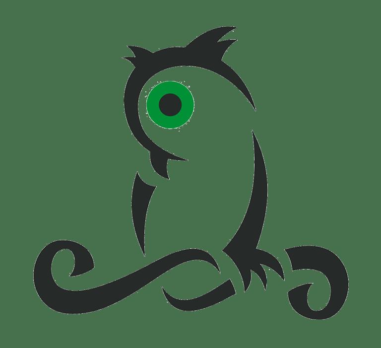 Ilustracja sowy